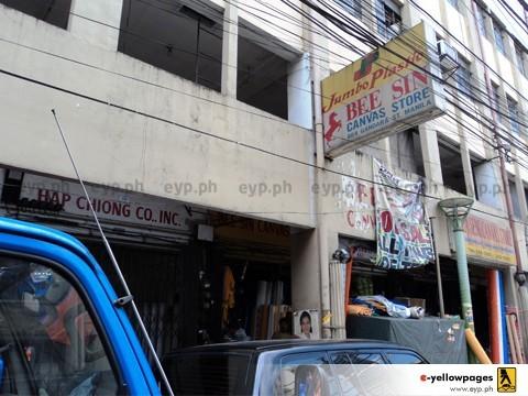 BEE SIN CANVAS STORE in City of Manila, Metro Manila ...