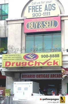 DRUGCHECK PHILIPPINES in Pasig City, Metro Manila - Yellow Pages PH
