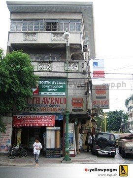 South Avenue Construction Supplies In Makati City Metro