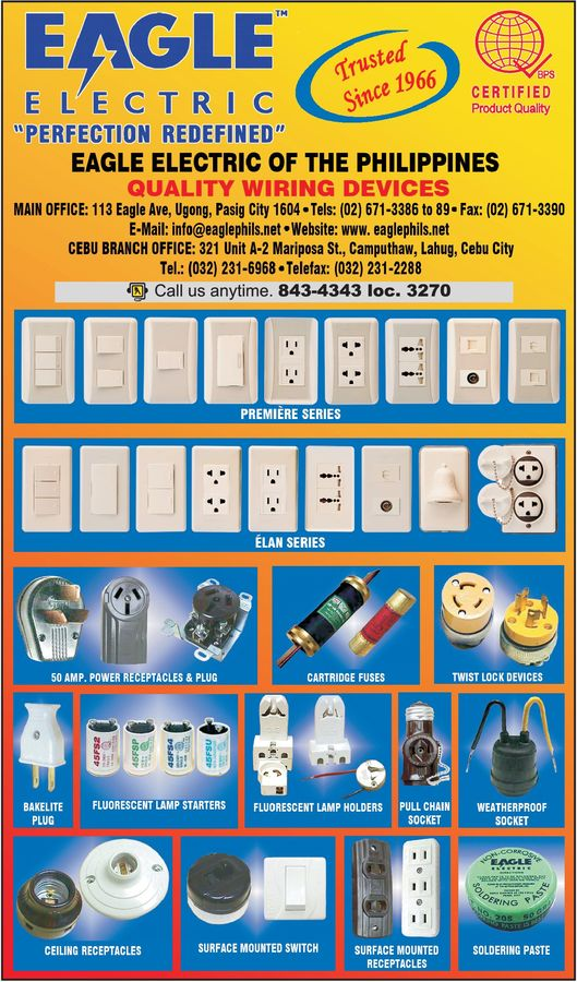 Cooper Eagle Wiring Devices - Trusted Wiring Diagram