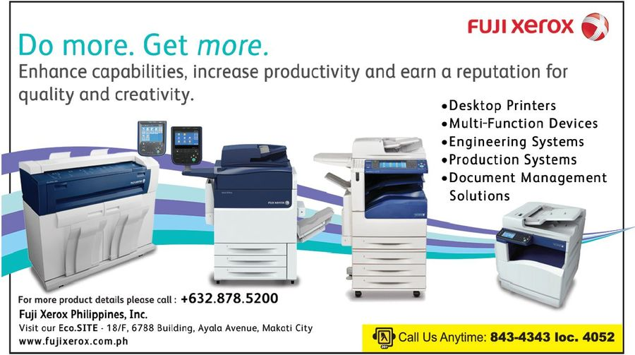FUJI XEROX PHILIPPINES in Makati City, Metro Manila - Yellow Pages PH