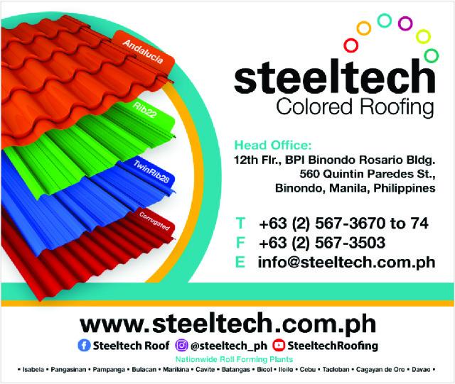STEELTECH in City of Manila, Metro Manila - Yellow Pages PH