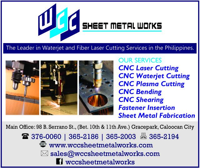 Wcc Sheet Metal Works In Caloocan City Metro Manila