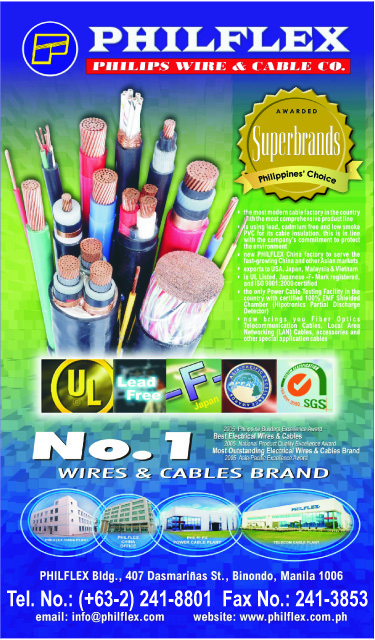 Philips Wire And Cable Company In City Of Manila Metro