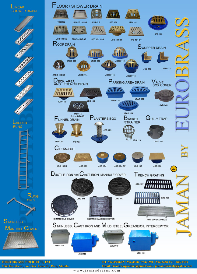 Eurobrass Products In City Of Manila Metro Manila